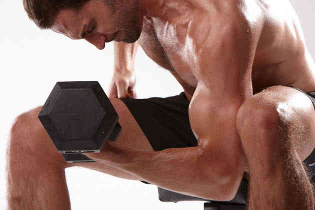 how to build forearm muscle fast