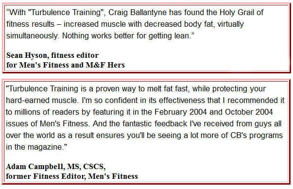 Fitness Editors