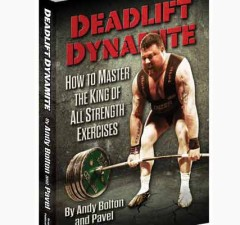 deadlift dynamite ecover