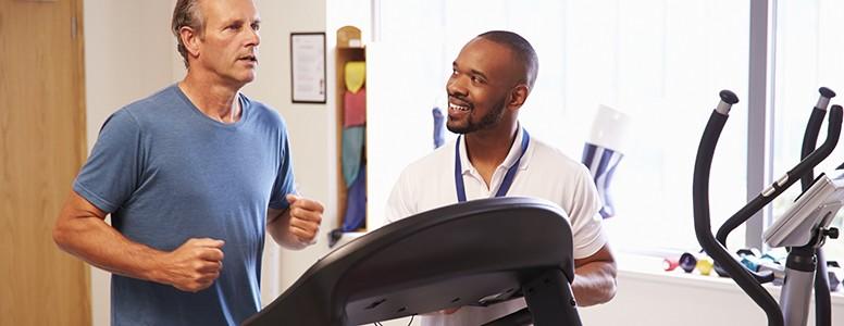 Treadmill High Blood Pressure