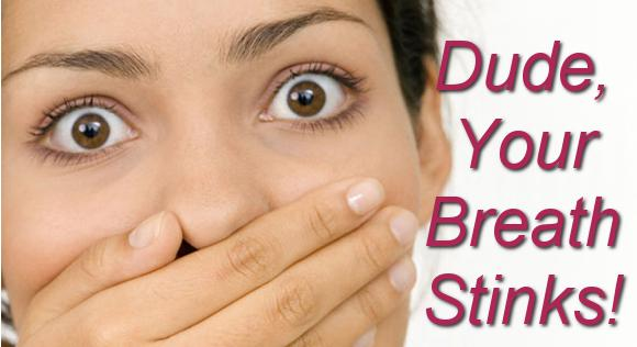 What Makes Your Breath Smell
