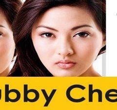 get rid of chubby cheeks