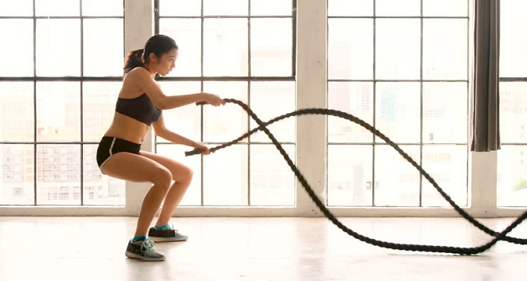 Burn fat Workout