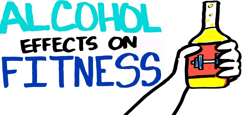 Alcohol Can Affect Your Fitness