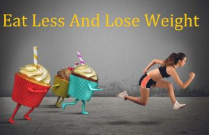 Eat Less And Lose Weight