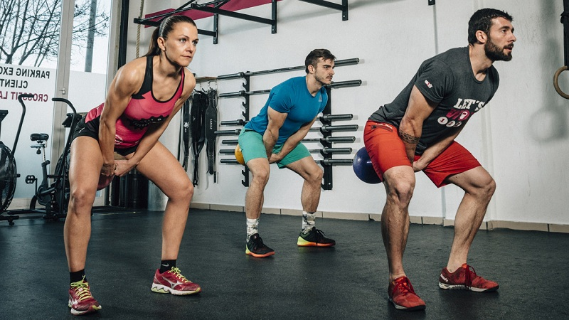 crossfit women runing shoes