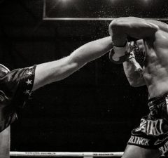 Kick Boxing Sport