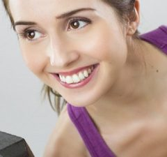 healthy skin after exercise