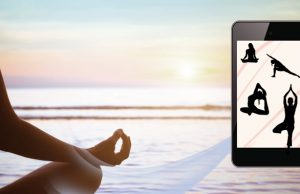 yoga-app-on-mobile