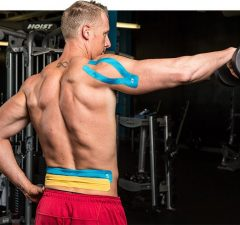 Using Kinesio Taping For Muscle Performance