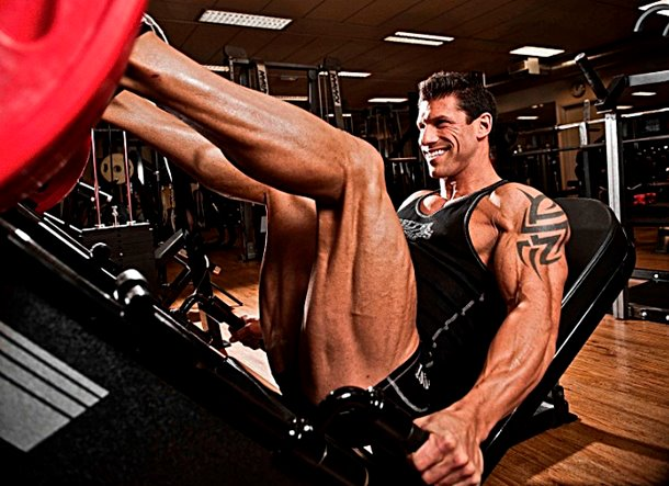 How To Build Leg Muscle Fast And Have Well Toned Legs
