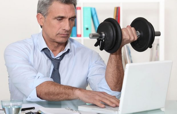 Home Workouts You Can Do At The Office