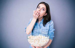 popcorn for health