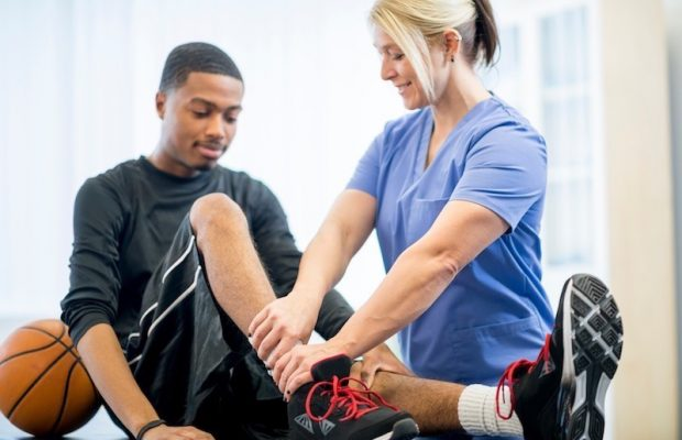 Chirorpactic Care for Sports Injury