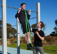 Strong With Calisthenics