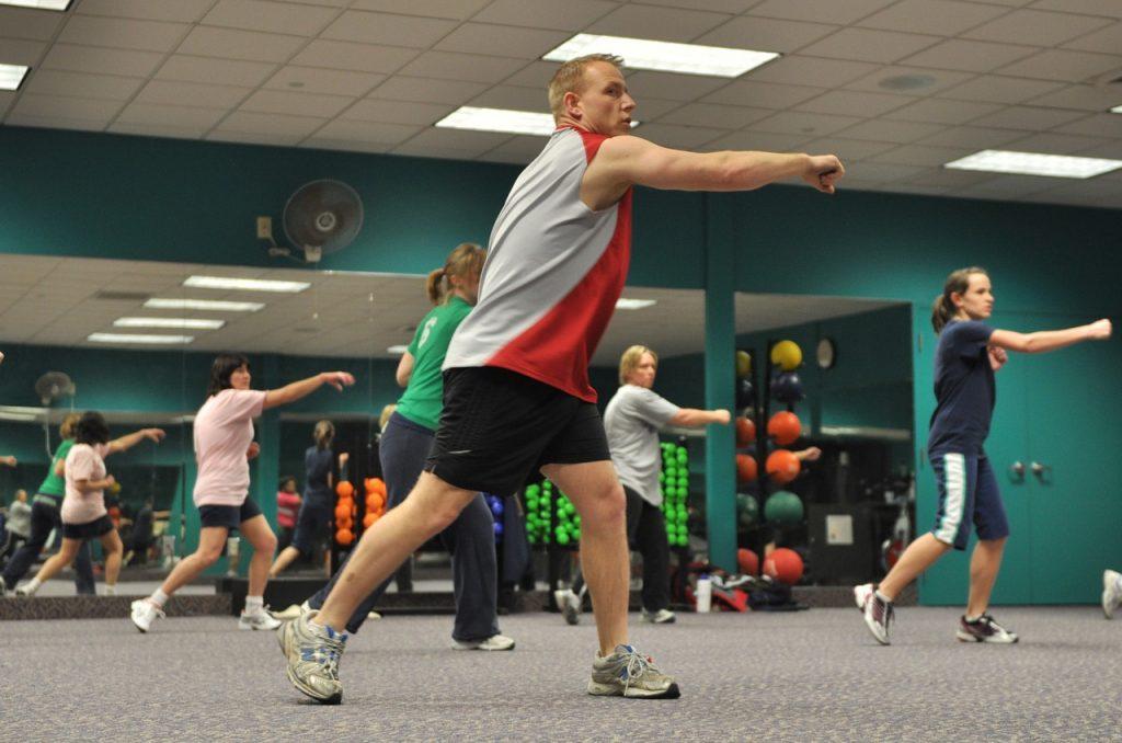 Description: Gym Room, Fitness, Sport, Gymnatique Courses